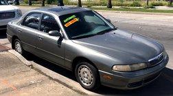 1996 Mazda 626 LX