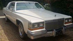 1981 Cadillac Fleetwood Brougham Base