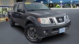2014 Nissan Frontier Desert Runner
