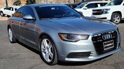 2014 Audi A6 3.0 quattro TDI Premium Plus