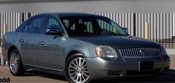 2006 Mercury Montego Premier