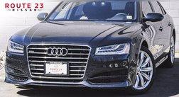 2017 Audi A8 3.0T quattro