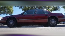 1992 Chevrolet Lumina Base