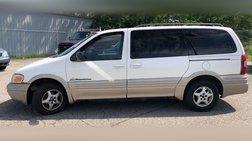 2000 Pontiac Montana Extended Minivan