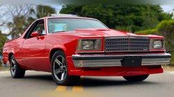 1979 Chevrolet El Camino