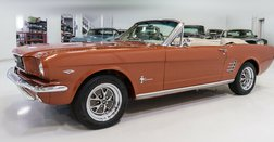 1966 Ford Mustang Convertible   Only one owner from new!
