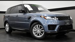 2019 Land Rover Range Rover Sport SE MHEV