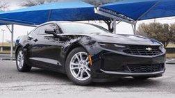 2020 Chevrolet Camaro LS