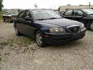 2004 Hyundai Elantra GLS