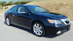 2010 Acura RL 3.7 Technology