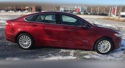 2013 Ford Fusion Energi SE