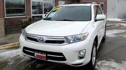 2012 Toyota Highlander Hybrid Base