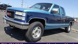1993 Chevrolet C/K 1500 K1500 Silverado