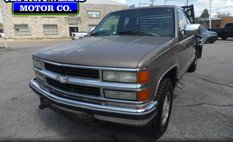 1994 Chevrolet C/K 1500 Ext. Cab 6.5-ft. Bed 4WD