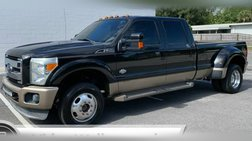 2012 Ford Super Duty F-350 King Ranch
