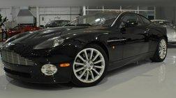 2003 Aston Martin Vanquish Base 2dr Coupe