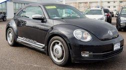 2012 Volkswagen Beetle 2.0T BLACK TURBO