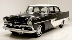 1956 Plymouth Sedan