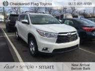 2014 Toyota Highlander Limited Platinum