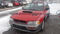 1998 Subaru Impreza Outback Sport