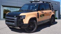 2022 Land Rover Defender 110 X-Dynamic SE