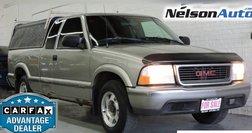 1999 GMC Sonoma SLS