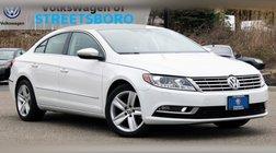2016 Volkswagen CC Sport