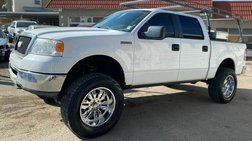 2007 Ford F-150 FX4 4dr SuperCrew 4x4 Styleside 5.5 ft. SB