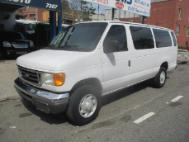 2005 Ford E-Series Wagon E-350 Extended