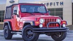 2006 Jeep Wrangler SE