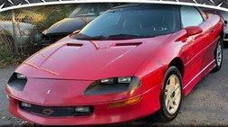 1996 Chevrolet Camaro Coupe