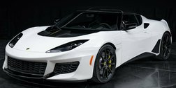 2020 Lotus Evora $111,245 MSRP!