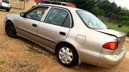 1998 Toyota Corolla VE