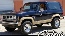 1986 Ford Bronco II Eddie Bauer