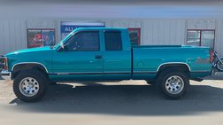 1994 Chevrolet C/K 2500 Ext. Cab 6.5-ft. Bed 4WD