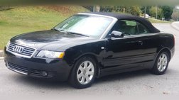 2005 Audi A4 3.0