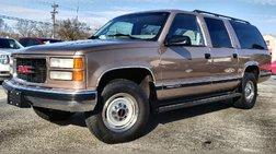 1996 GMC Suburban C2500