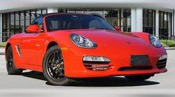 2010 Porsche Boxster Base