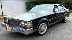 1980 Cadillac Seville 4dr Sedan