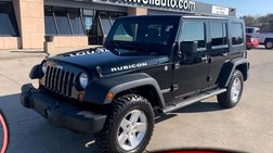 2008 Jeep Wrangler Unlimited Rubicon
