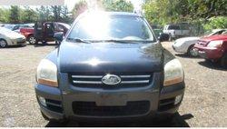 2006 Kia Sportage EX