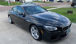 2015 BMW 6 Series 640i xDrive Gran Coupe