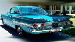 1960 Chevrolet Impala Coupe