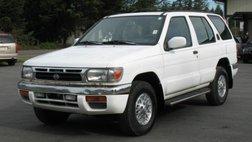 1997 Nissan Pathfinder LE