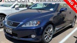 2015 Lexus IS 350C Base