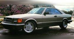 1986 Mercedes-Benz 560-Class 560 SEC