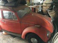 1970 Volkswagen Beetle base