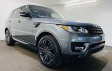 2017 Land Rover Range Rover Sport Supercharged Dynamic