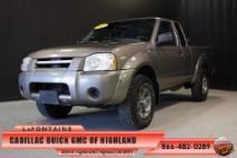 2003 Nissan Frontier SE-V6