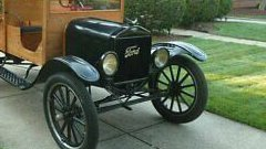 1922 Ford 1922 FORD MODEL T HUCKSTER